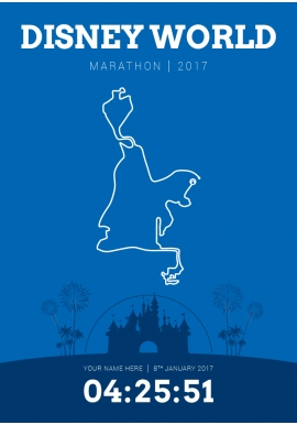 Disney World Marathon 2017