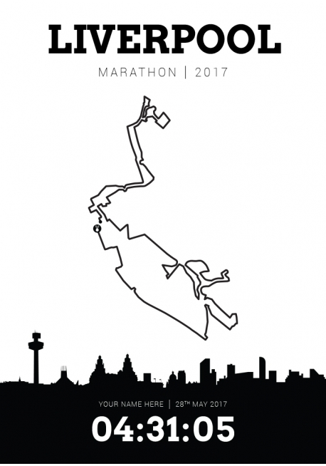 Liverpool (United Kingdom) Marathon 2017