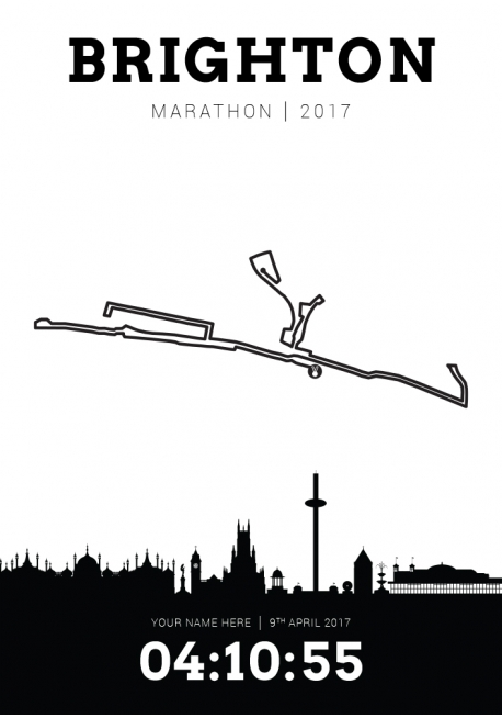 Brighton (United Kingdom) Marathon 2017
