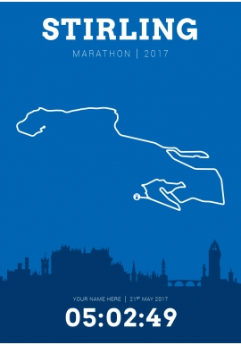Stirling Marathon 2017