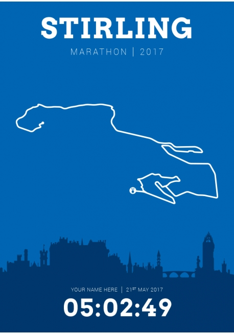 Stirling (Scotland) Marathon 2017