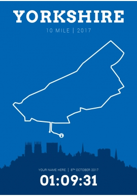 Yorkshire 10 Mile 2017