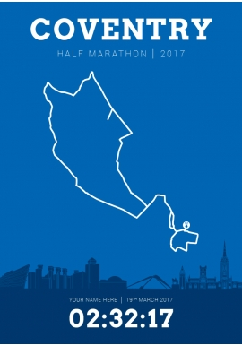 Coventry Half Marathon 2017