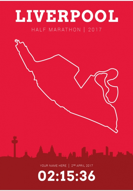 Liverpool (United Kingdom) Half Marathon 2017