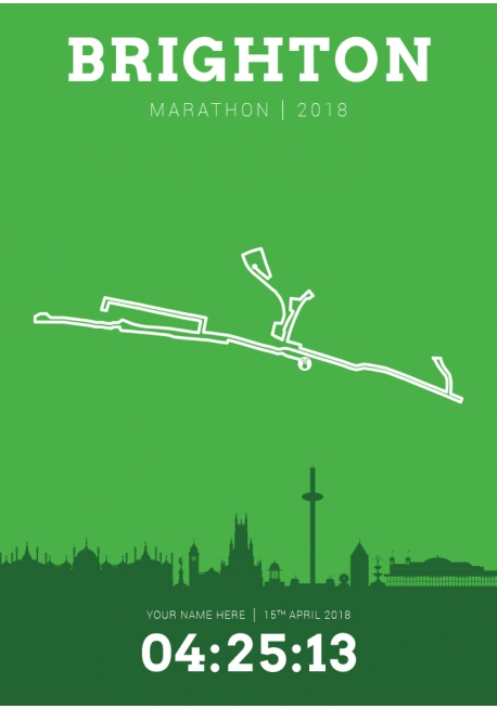 Brighton (United Kingdom) Marathon 2018