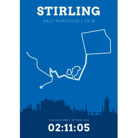 Stirling Half Marathon 2018