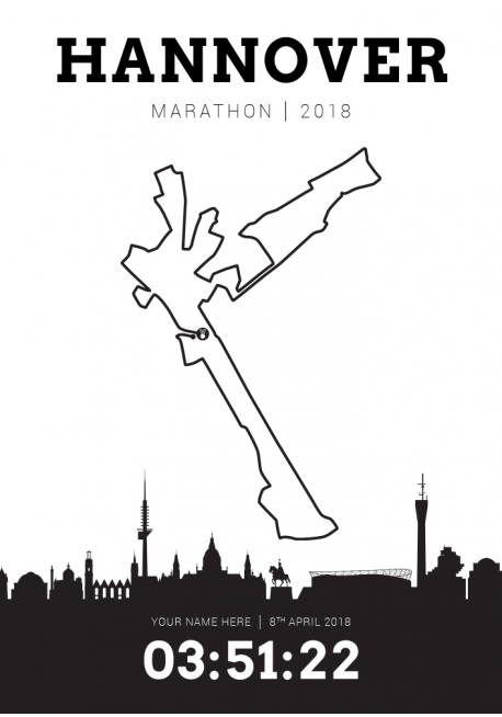 Hannover (Germany) Marathon 2018