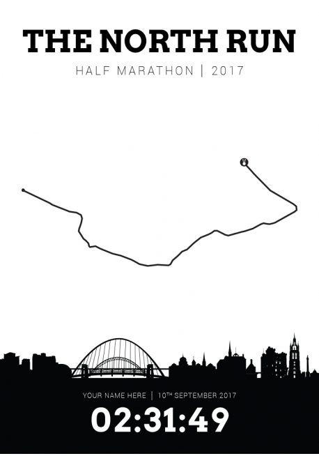 The North Run Half Marathon 2017