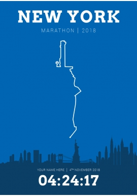 New York Marathon 2018