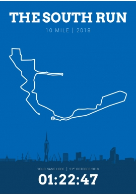 The South Run 10 Mile 2018