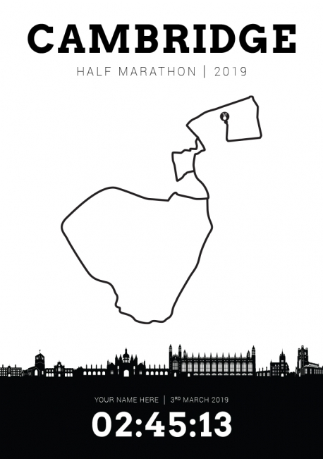 Cambridge Half Marathon 2019