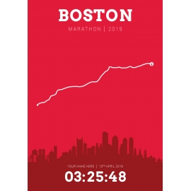 Boston Marathon 2019