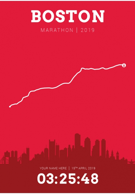 Boston (USA) Marathon 2019