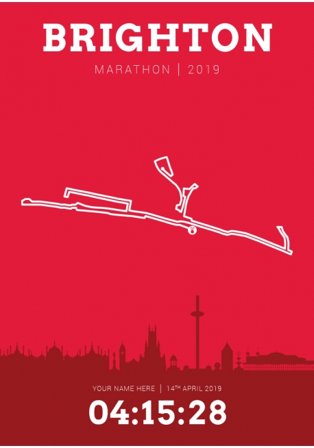 Brighton (United Kingdom) Marathon 2019