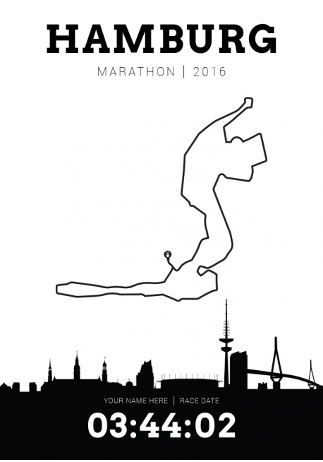 Hamburg (Germany) Marathon 2016