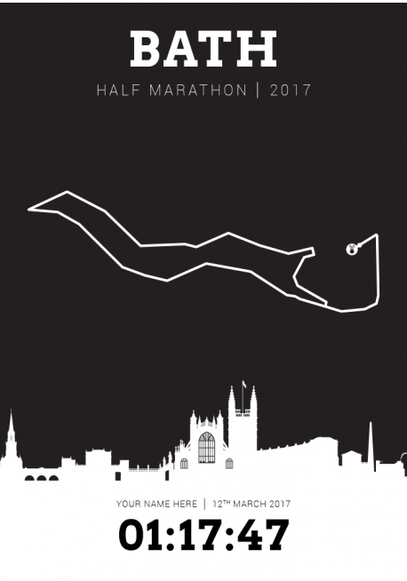 Bath (United Kingdom) Half Marathon 2017