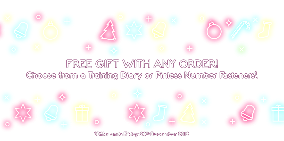 Free gift with any order!